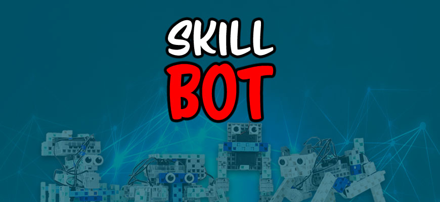 Skill Bot - SAVE THE DATE : CEREMONIE MECALIVE